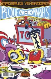 Imposibles Vengadores 34 (Panini)