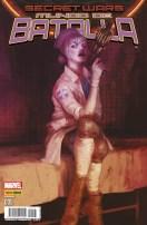 Secret Wars: Mundo de Batalla 5 (Panini)