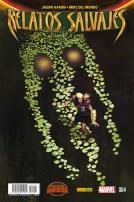 Secret Wars: Relatos Salvajes 4 (Panini)