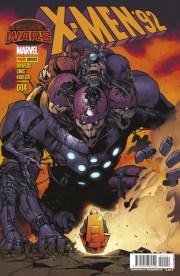 Secret Wars: X-Men '92 4 (Panini)