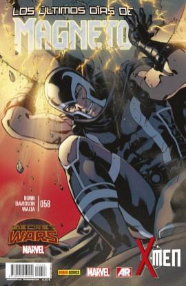 X-Men v4, 58 (Panini)