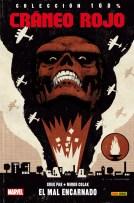 100% Marvel. Cráneo Rojo: El Mal Encarnado (Panini)