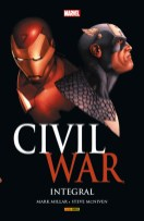 Marvel Integral. Civil War (Panini)
