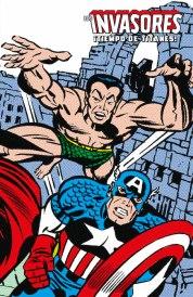Marvel Limited Edition. Los Invasores: ¡Tiempo de titanes! (Panini)