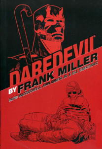Coleccion Frank Miller. Daredevil Born Again