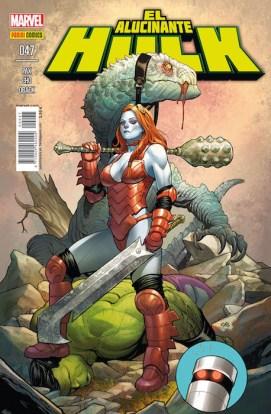 El Alucinante Hulk 47 (Panini)