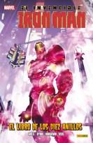 El Invencible Iron Man: El Libro de los Diez Anillos (Panini)