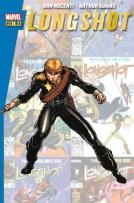Marvel Gold. Longshot (Panini)