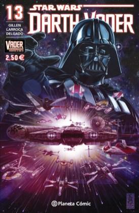 Star Wars Darth Vader 13 (Vader derribado 2 de 6) (Planeta)