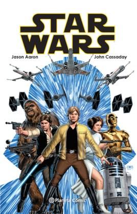 Star Wars (tomo recopilatorio) 1 (Planeta)