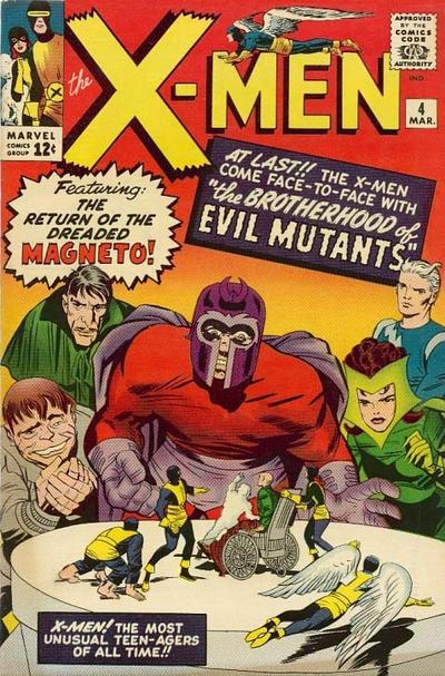 The X-Men 4
