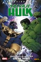 100% Marvel. Salvaje Hulk 2 (Panini)
