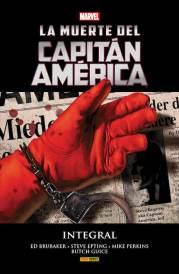 Marvel Integral. La Muerte del Capitán América (Panini)