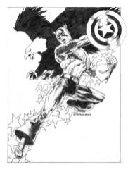 Ilustración para Uncanny Avengers #11