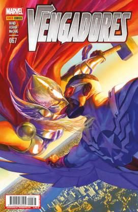 Vengadores 67 (Panini)