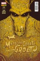 Mapache Cohete y Groot 19 (Panini)