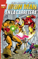 Marvel Gold. Iron Man: En la carretera (Panini)