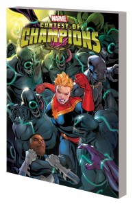 CONTEST OF CHAMPIONS VOL. 2: FINAL FIGHT TPB