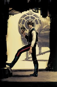STAR WARS: HAN SOLO #5 (OF 5)