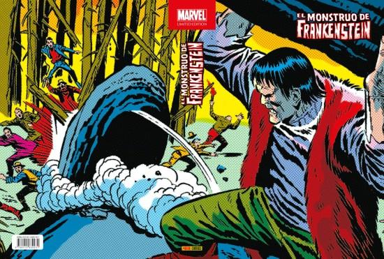 Marvel Limited Edition. El Monstruo de Frankenstein