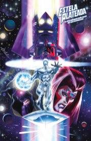 Marvel Limited Edition. Estela Plateada: La oscuridad más allá de las estrellas (Panini)