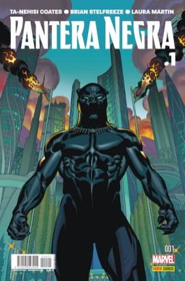 Pantera Negra v2, 1 (Panini)
