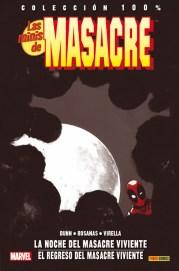 100% Marvel. Las Minis de Masacre 4 (Panini)