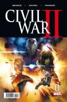Civil War II 0 (Panini)