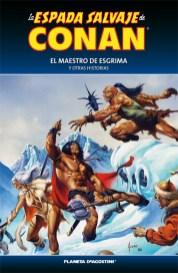 La Espada Salvaje de Conan 50 (Planeta)