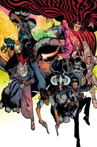 DOCTOR STRANGE AND THE SORCERERS SUPREME #2