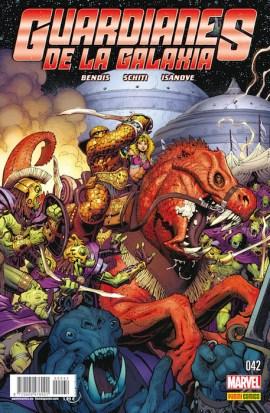 Guardianes de la Galaxia v2, 42 (Panini)