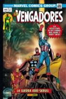 Marvel Gold. Los Vengadores 5 (Panini)