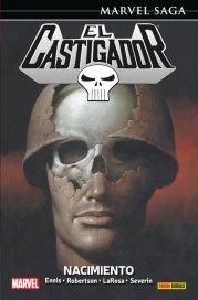 Marvel Saga 14. El Castigador 1 (Panini)