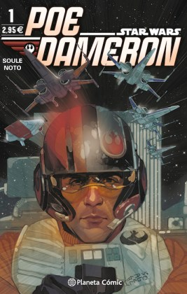Star Wars Poe Dameron 1 (Planeta)