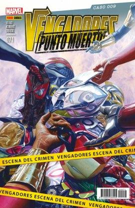 Vengadores 71 (Panini)