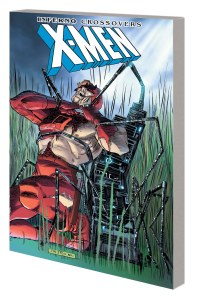 X-MEN: INFERNO CROSSOVERS TPB