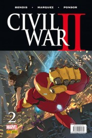 Civil War II 2 (Panini)