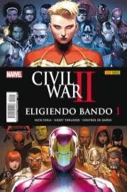 Civil War II: Eligiendo Bando 1 (Panini)