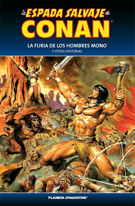 La Espada Salvaje de Conan 56 (Planeta)