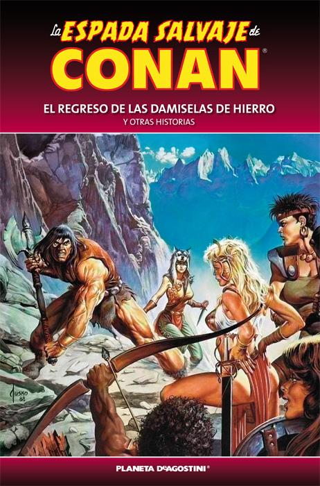 La Espada Salvaje de Conan 58 (Planeta)