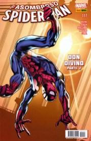 El Asombroso Spiderman 117 (Panini)