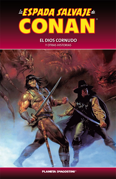 La Espada Salvaje de Conan 61 (Planeta)