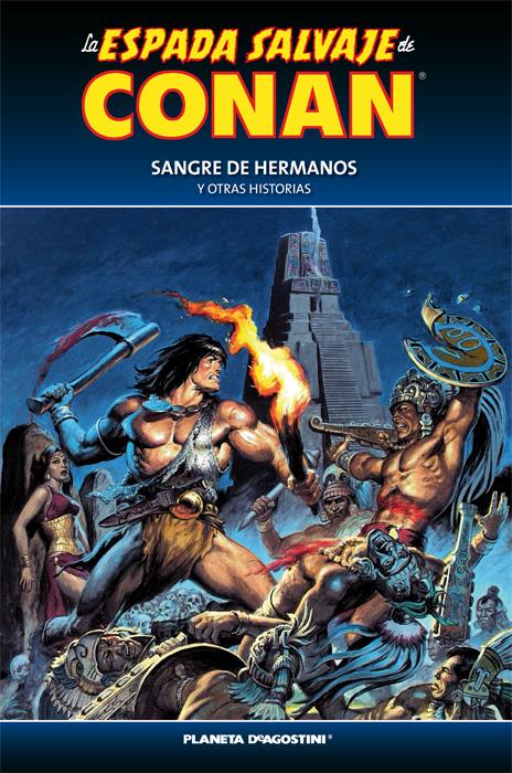 La Espada Salvaje de Conan 62 (Planeta)
