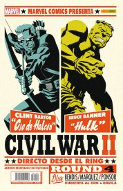 Civil War II 4 (Portada Alternativa) (Panini)