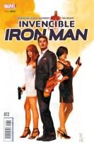 Invencible Iron Man 72 (Panini)