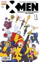 X-Men Presenta 68: El peor hombre-X del mundo 1 (Panini)