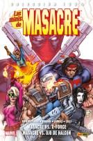 100% Marvel. Las Minis de Masacre 5 (Panini)