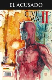 Civil War II: El Acusado (Panini)