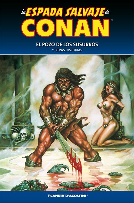 La Espada Salvaje de Conan 68 (Planeta)