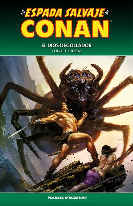 La Espada Salvaje de Conan 69 (Planeta)